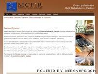 MCFIR - Prowadzenie Rachunkowości w Krakowie