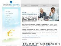 Biznes plany i kredyty na dotacje inwestycyjne z Master Marketing