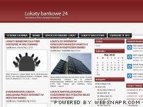 Lokaty bankowe - porównanie