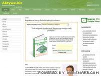 Portal biznesowy dla menedżerów i właścicieli firm